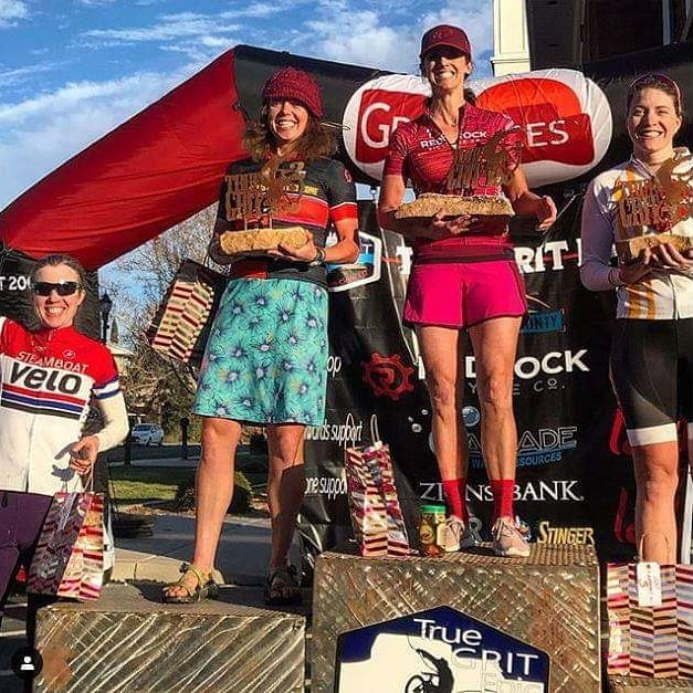 Congratulations to CK Athlete Chase Edwards on her performance at the True Grit 100 Mile Mountain Bike Race last Saturday.  This race is highly technical so she went out early to pre ride the gnarly sections of the course that would have caused hesitation during the race... and absolutely nailed it on course.  Your such a badass Chase!  Doing it all with a huge smile on your face.  2nd Female! Congrats on that huge day.