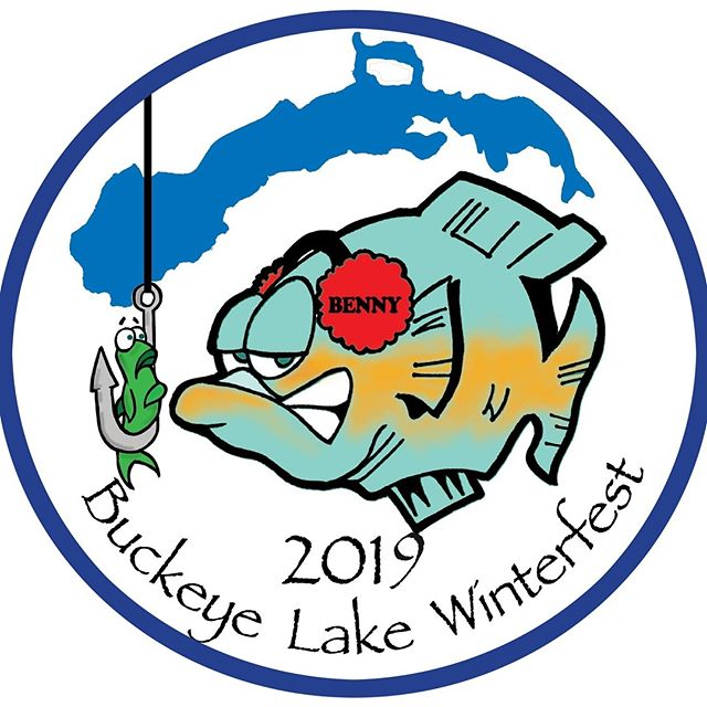 Each year, Winterfest officially begins at dawn with the Benny the Bass - a live fish - who will either take the bait or not, predicting the coming of Spring, much like Groundhog's Day. After early morning music and fireworks over Buckeye Lake at the kickoff to the event, festival goers are encouraged to travel around the lake to the many venues taking part in the region's largest winter community celebration. Saturday, January 26, 2019.