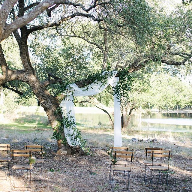 "Where do you see yourself when you say ""I do.""? #ido #weddingceremonyideas #weddingceremonydecor #atxweddingplanners #weddingplanner #hillcountrybride #hillcountrygroom"