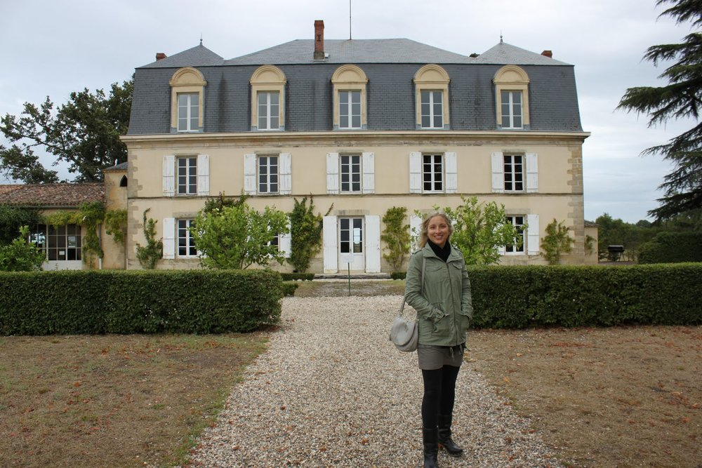 My first trip to Bordeaux, September 2012