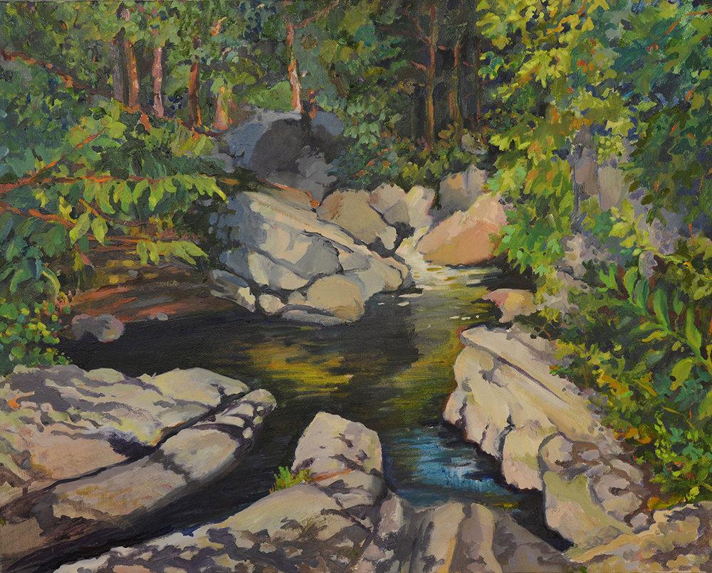 Bouquet River Pool: 1