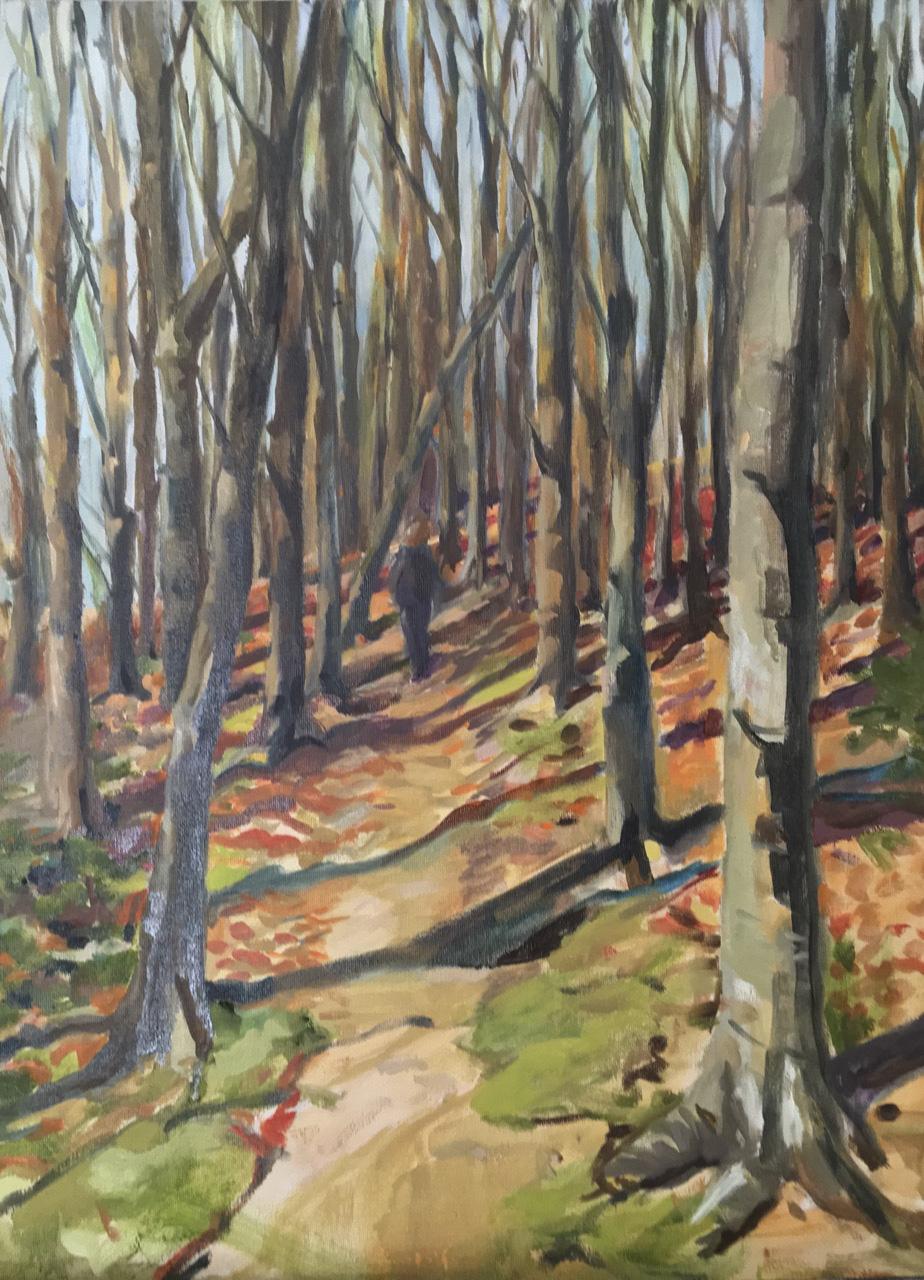 Hinton Amper Beech Woods, March