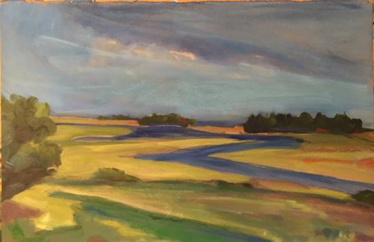 Essex , Massachusetts: Salt Marsh 2