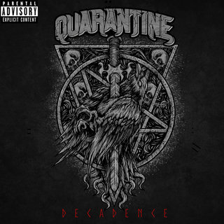 Quarantine   One of the loudest and grooviest bands that we've worked with! Check out their single on our PREVIEWS page!