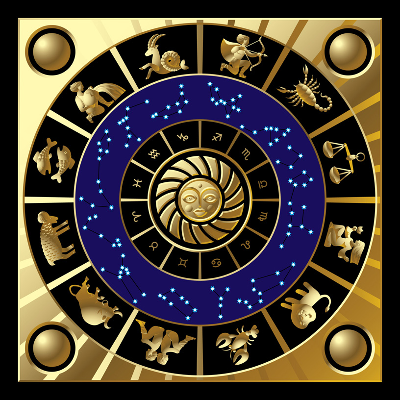 Astrology - This is my intellectual pursuit of symbolic language, always offering another set of mysteries to explore.