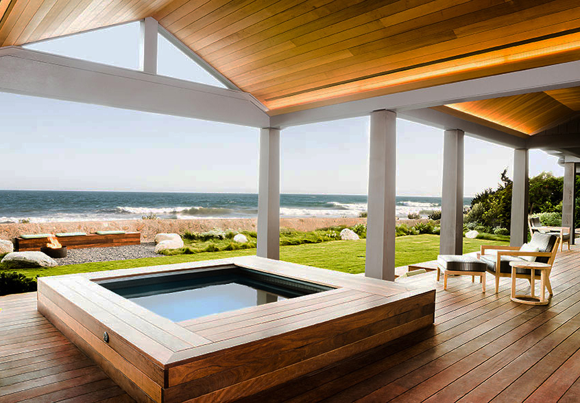 Rincon Residence, Rincon Point, CA