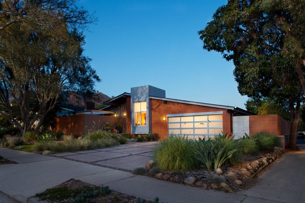 Rolling Brook Residence, Santa Barbara, CA