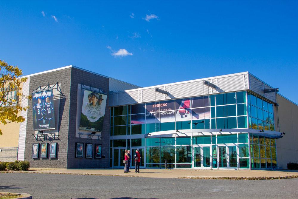 Cinéma RGFM Drummondville -
