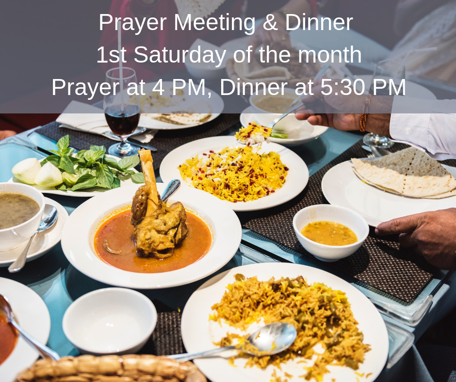 Prayer & Dinner First Saturday at 4 PM.png