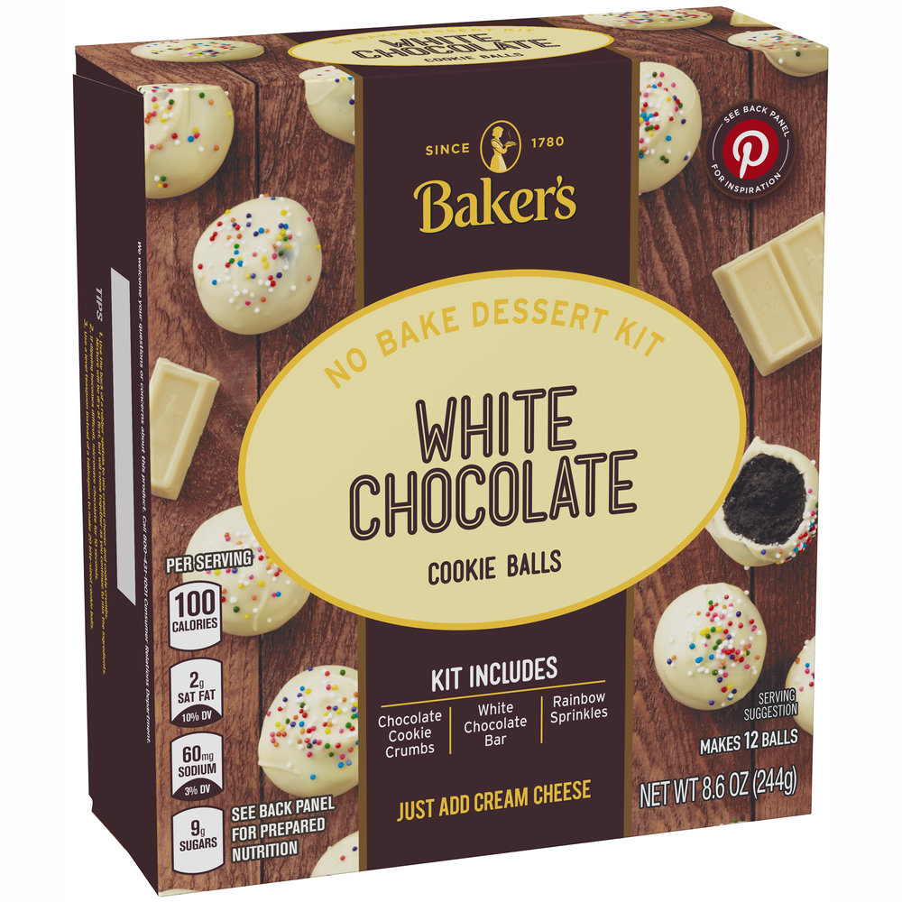 Thanks for your interest in working with BeeRoll to promote Baker's White Chocolate Cookie Balls! - Please read the instructions below to get started.