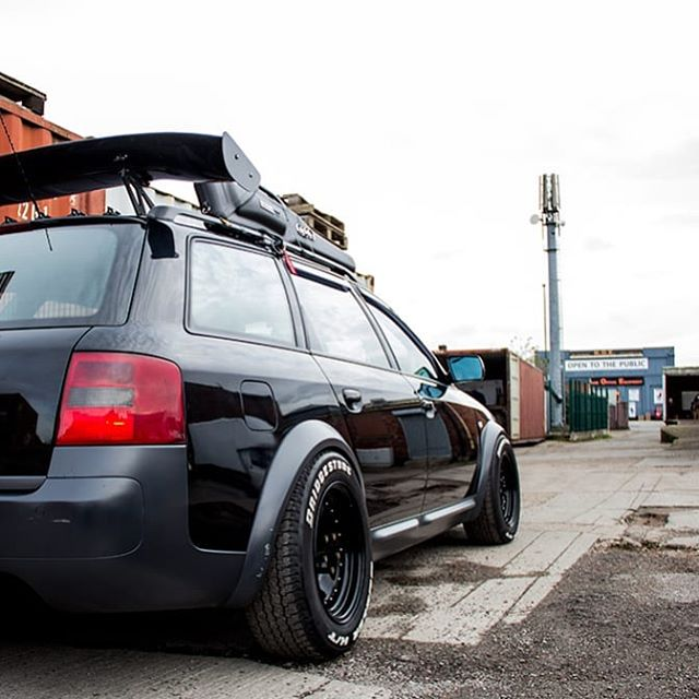 More Audi all road sex. #Audi #Allroad #Wagon #Estate #Custom