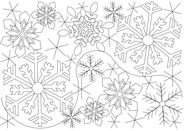 Jessica's Snowflake $0.03