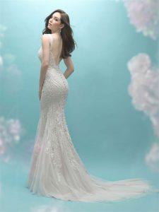 eb24f492343 We love a captivating detailed dress