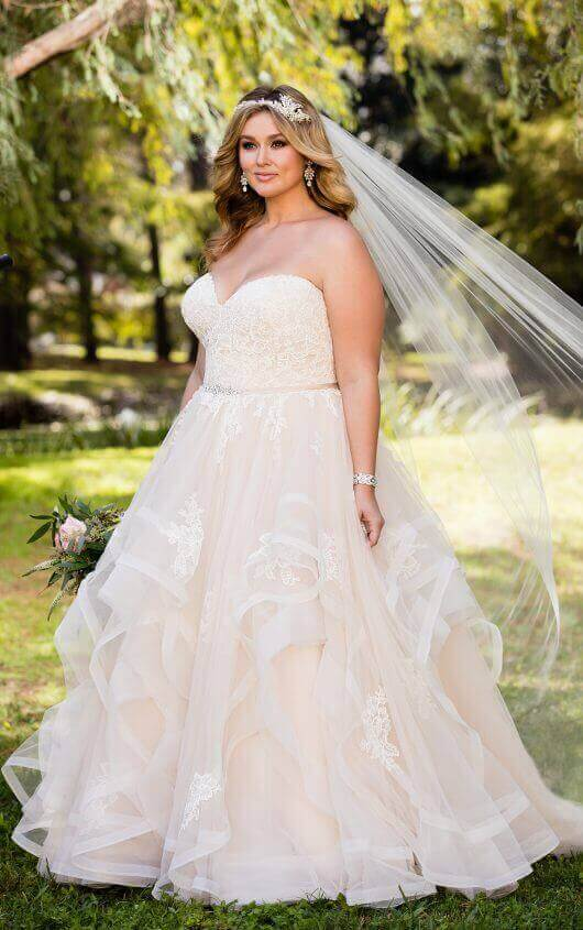 Top 5 Wedding Dress Trends Of 2018 Always And Forever Bridal