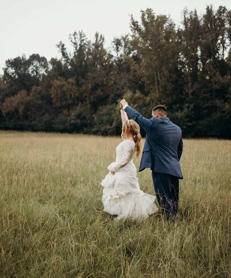 Kenzee // October 2018 // Pecan Grove at Honey Hill // Lyndzi Gann Photography