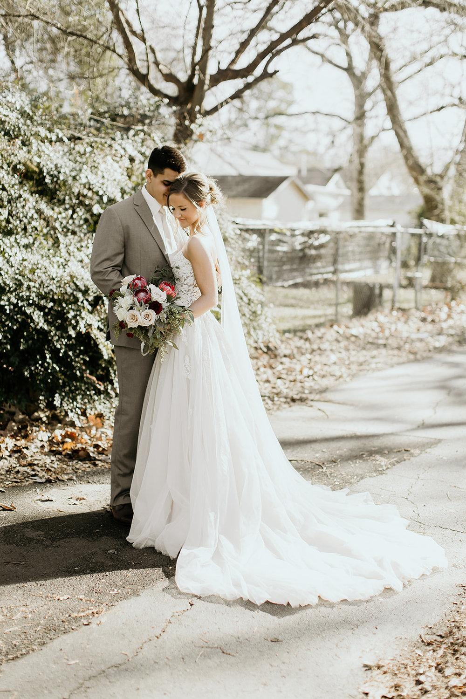 Leah // January 2019 // Grand Avenue Baptist Church // Simply SG Wedding Photography