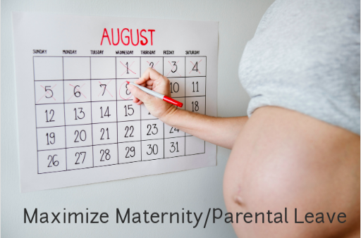Maximize maternity:parental leave.png