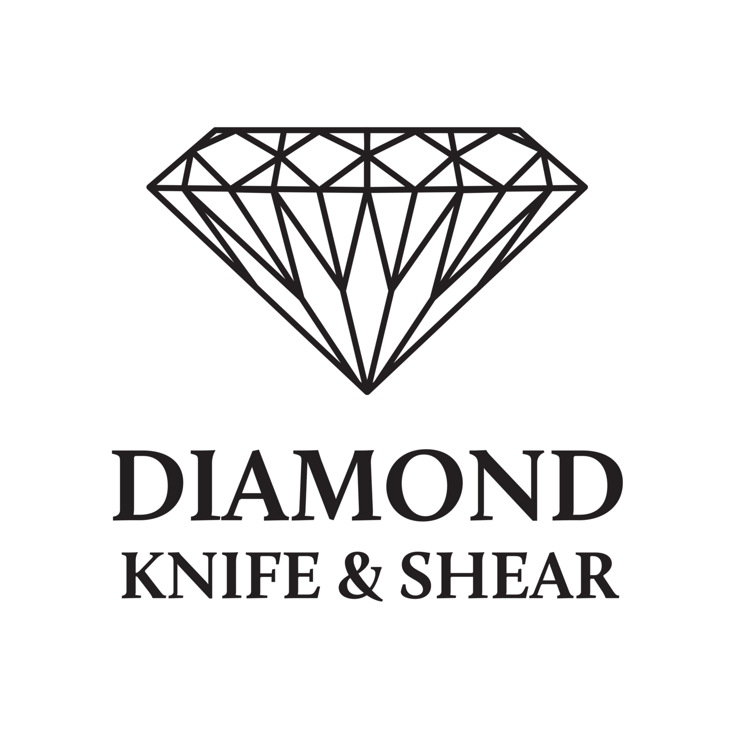 Diamond Knife and Shear