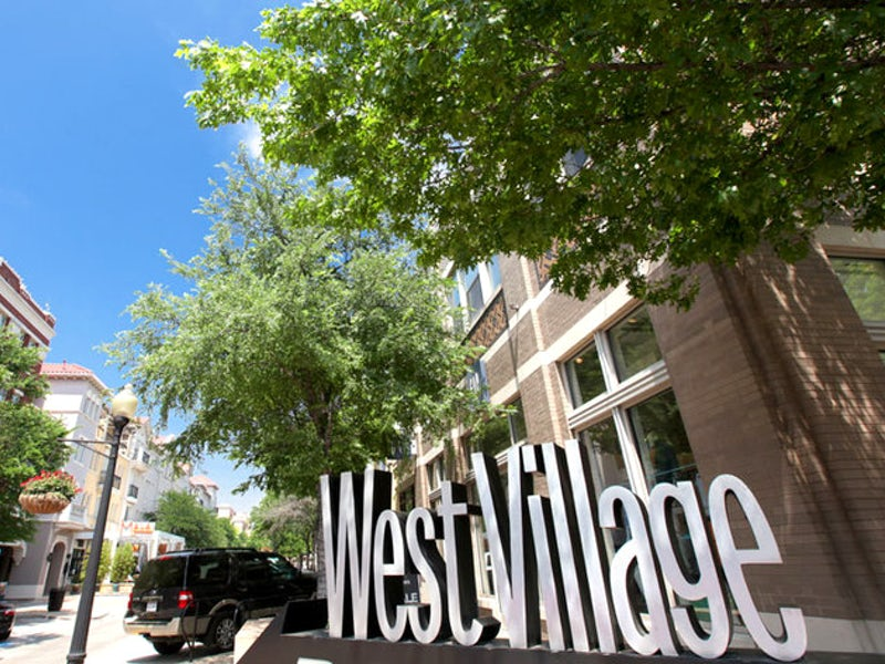 West Village Dallas