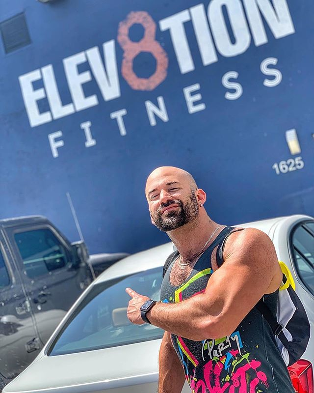 """Our members be like... @ferru.fino ・・・ """"This is by far my favorite gym I have ever joined! Only good vibes and motivation everywhere. Love @elev8tionfitness for real! ❤️💪🏼🏋️♀️ 🦍 Killing it! 🙂"""" . Thank you!!! . #aedistrictmiami #wynwood #brickell #southbeach #miamibeach #downtownmiami #fitnessandhealth #fitness #muscleandfitness #motivation #inspiration #goals #success #miami #nike #adidas #bodybuilding #classicphysique #getshitdone #powerlifting #boxing #classicphysique #life #quotes #elev8tionfitness #HIIT"""