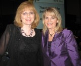 Kim Vogel Sawyer and me ACFW Banquet