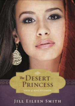 The Desert Princess Cover
