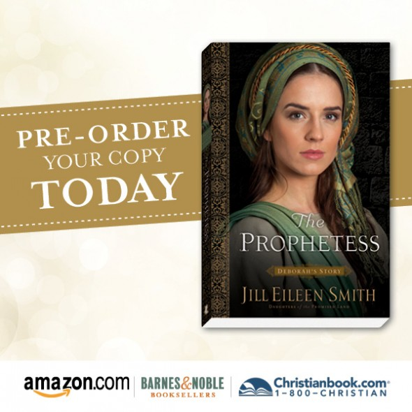Pre-Order The Prophetess releasing 2.2