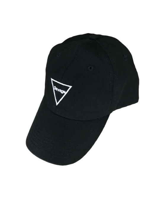 Savage Embroidered Black Dad Hat Cotton Adjustable Baseball Cap  Unconstructed. Hats For Sale ce5247f6f47