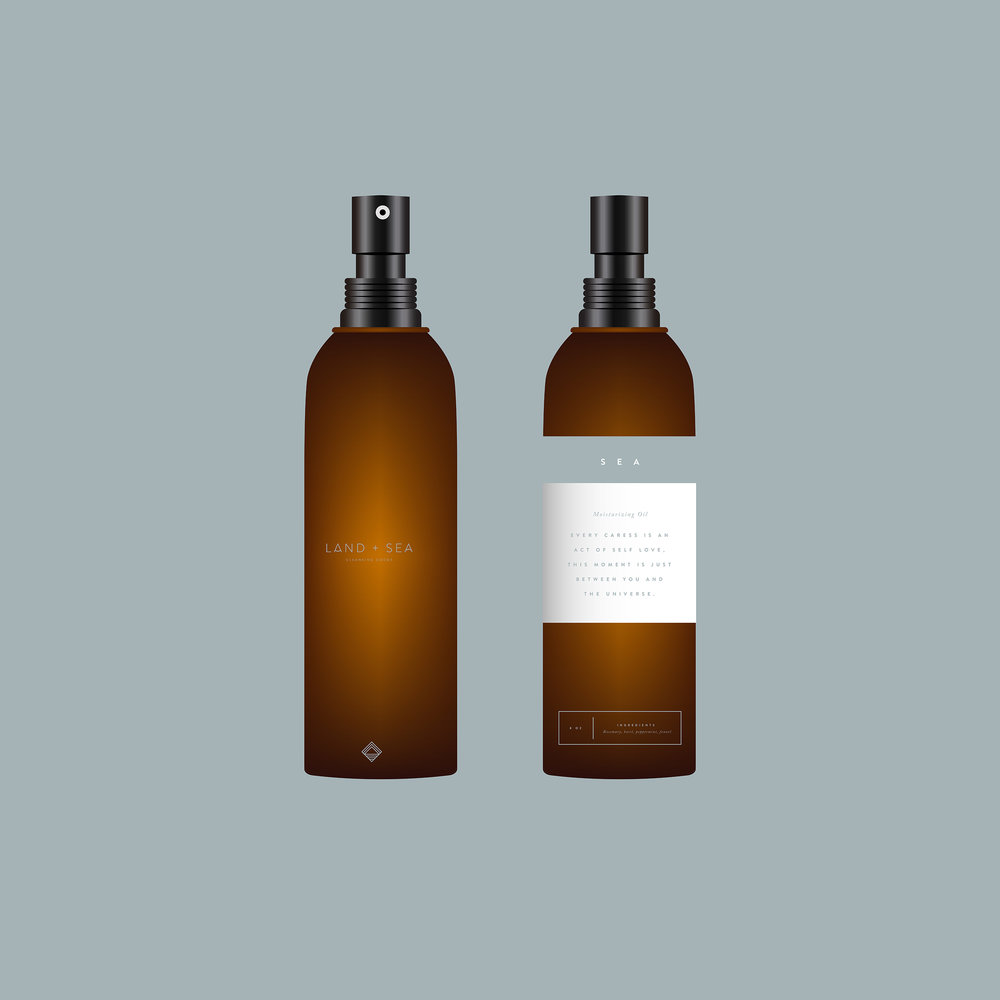 CANOPY_Land + Sea_Packaging Design