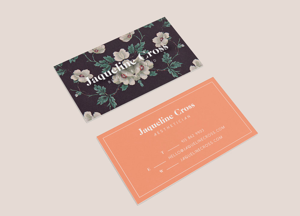 CANOPY_Jaqueline Cross_Business Cards