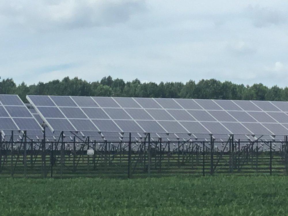 Landfill Redevelopment - PV Solar Array