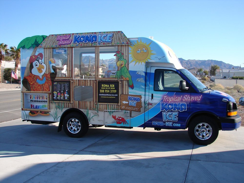 Kona Ice of Boise