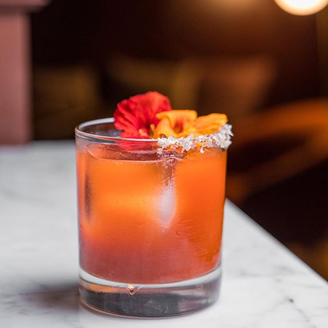 #currentmood: 🥃. Do you hear that? The sweet sound of Happy Hour. Discounted drinks, savory treats, and much needed relaxation. Get excited, DTLA because our iconic happy hour starts at 5. This is not a drill.