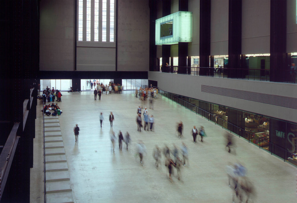 Tate Residency -