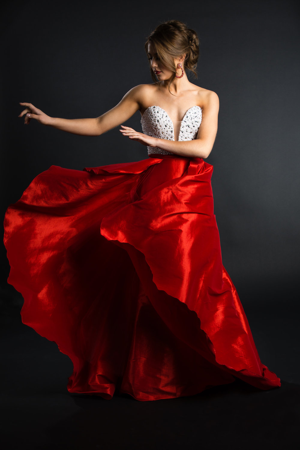 Miss Minnesota Teen USA Gown Photo