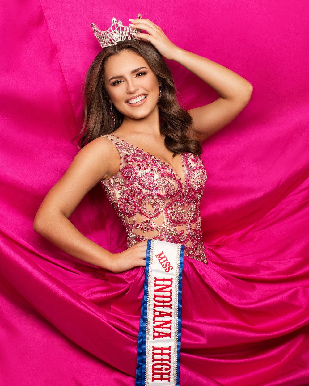 Baylee - 2019 Miss Indiana High School America