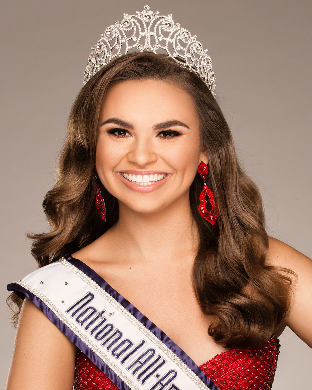 Sarah - 2019 National All-American Miss