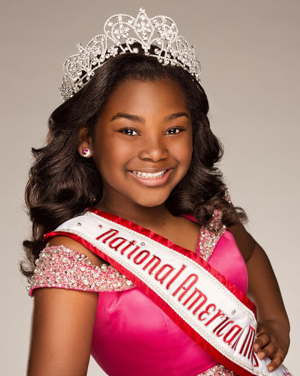 Kai - 2019 National American Miss Pre Teen