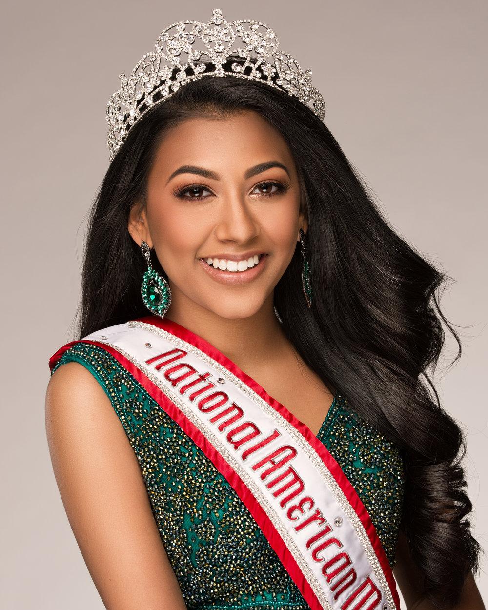 Alyssa - 2019 National American Miss