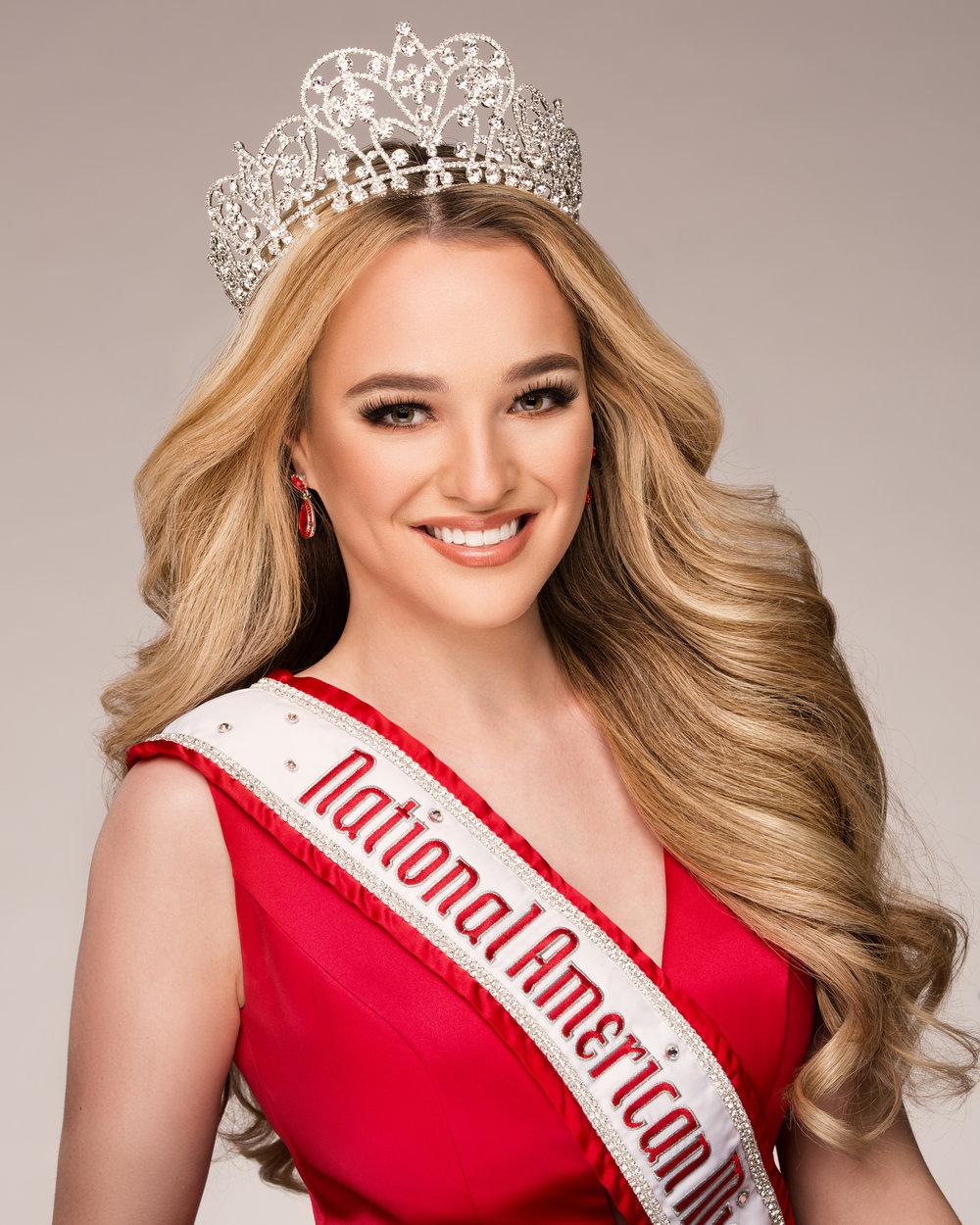 Kendra - 2019 National American Miss