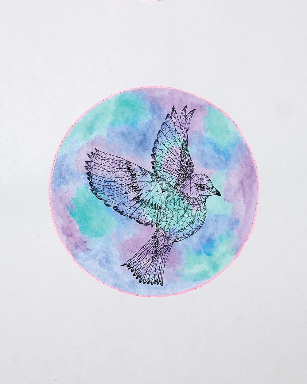 """""""Moon Bird"""""""