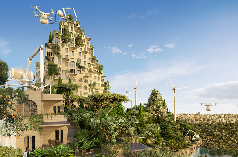 (All images © Vincent Callebaut Architectures)