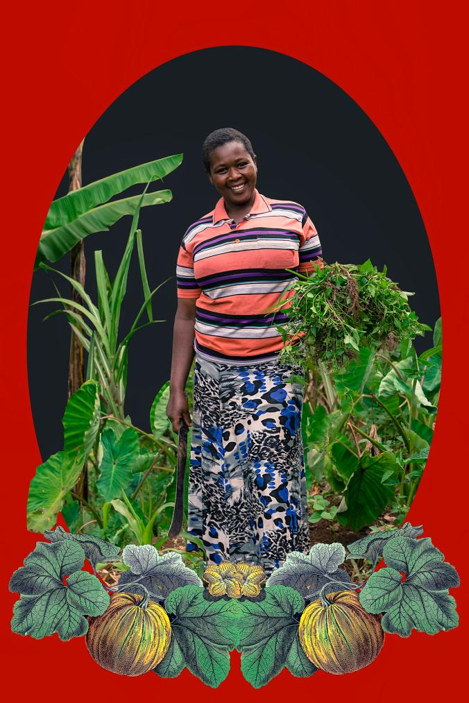 Mercy Karimi Ireri, Embu County, Kenya.