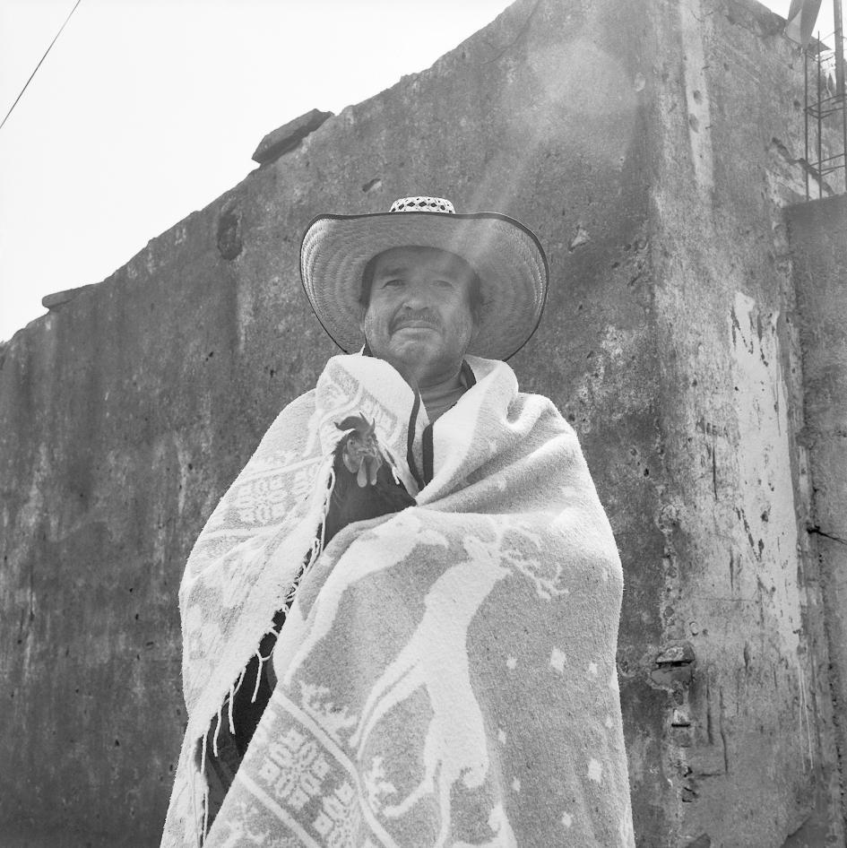 Leobardo de La Cruz Reyes, San Isidro Community, Mexico.