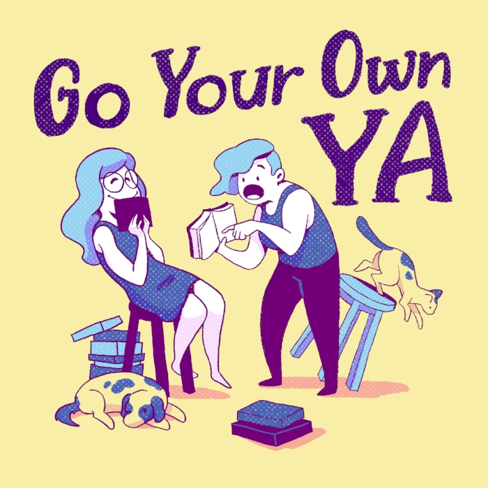 Go Your Own YA Podcast