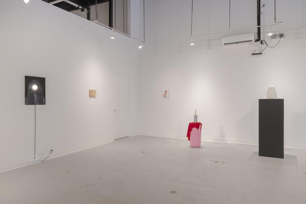 Lara Nasser,  Half Ass , 2018 photo: Adam Reich