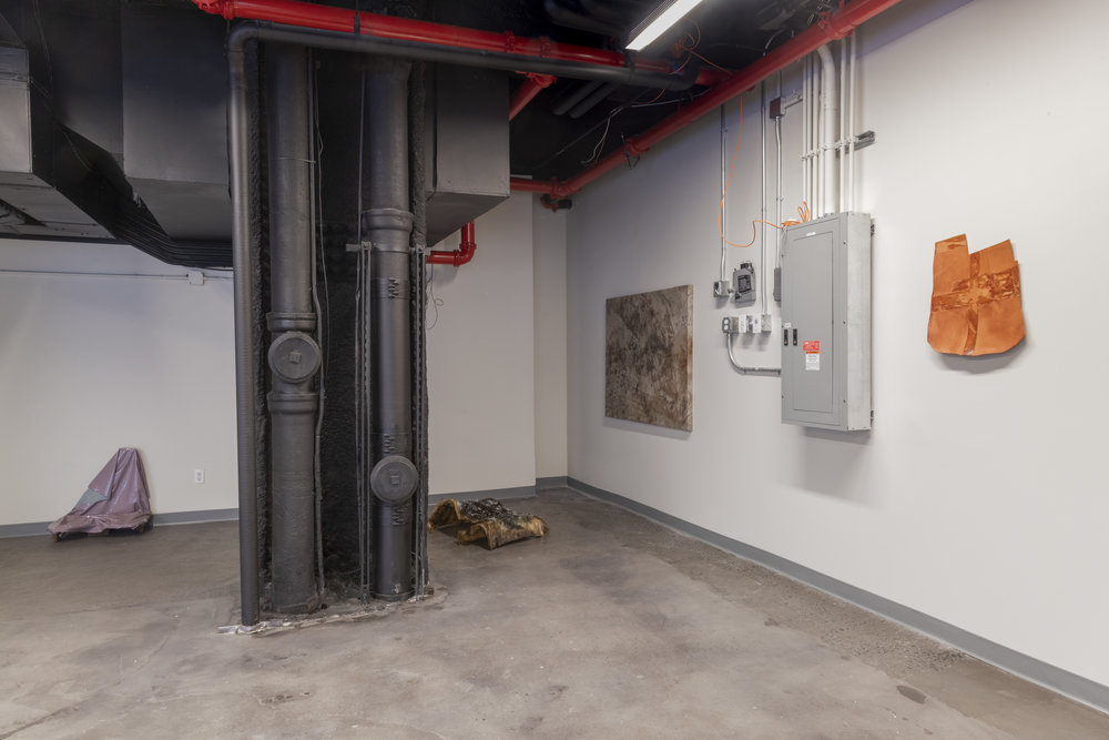 Meredith Rosen Gallery Project Space, Photo Courtesy Adam Reich