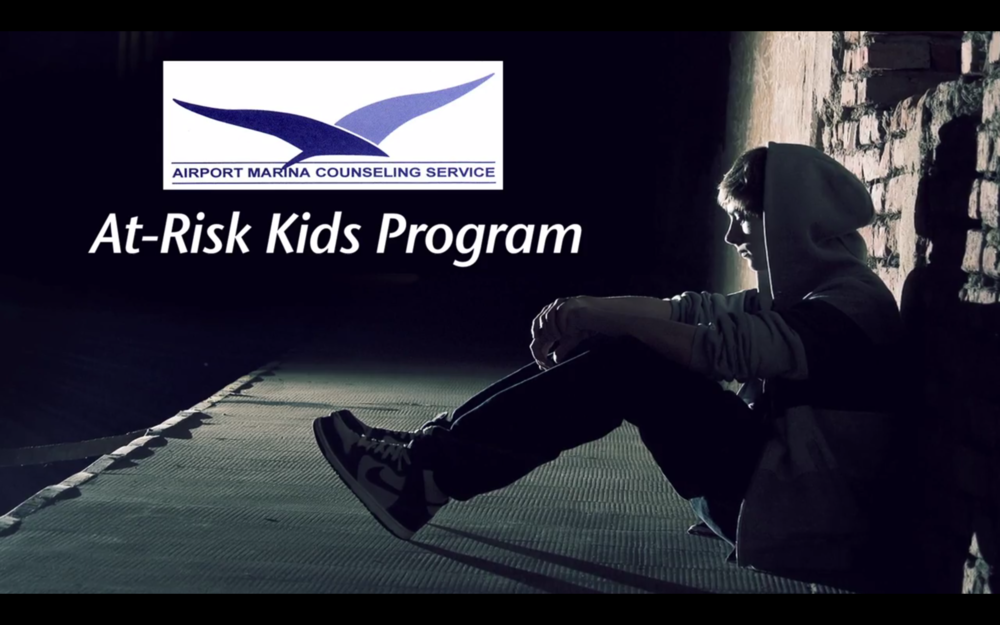 At-Risk Kids Program - Provides individual/group counseling and parenting education at Westchester Enriched Sciences Magnets (high school), Orville Wright Middle School (magnet), and the Boys and Girls Club of Venice, to address school/home-related issues, risky behaviors, and familial stressors, including child abuse.