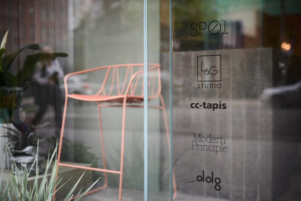 SP01 a new Australian design brand that
