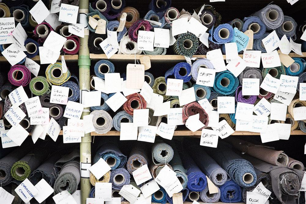 ROHI Fabric Rolls